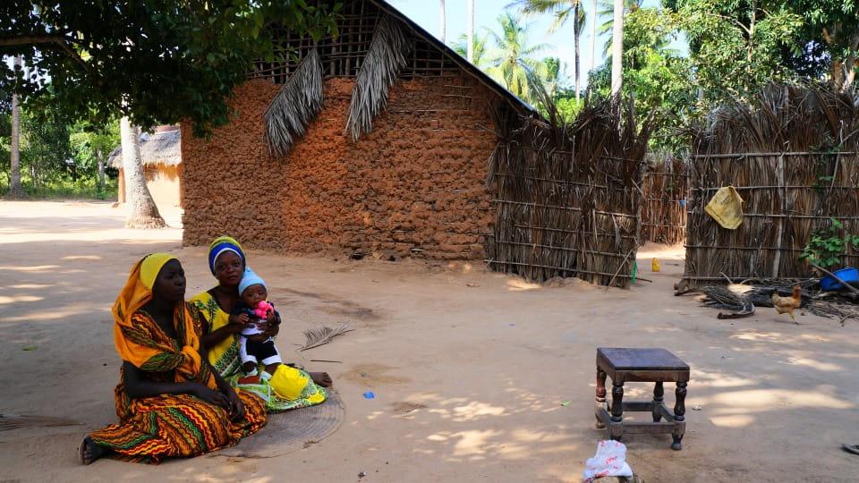 Disse unge kvinder har en klar målsætning om indkomstskabende aktiviteter